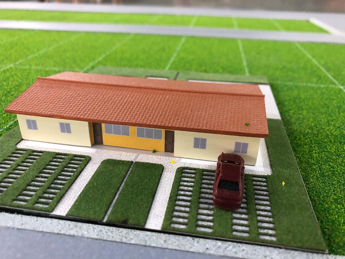 Residência em 3D